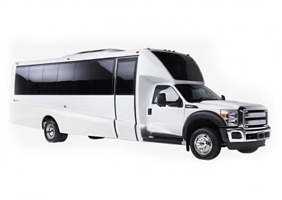 34-43 Passenger Seat Coach Bus